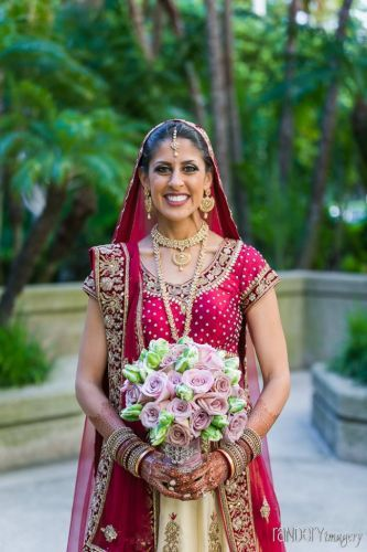 Mauna + Vishal  Hotel Irvine Wedding by RanderyImagery