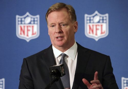 Goodell says NFL was wrong for not listening to players