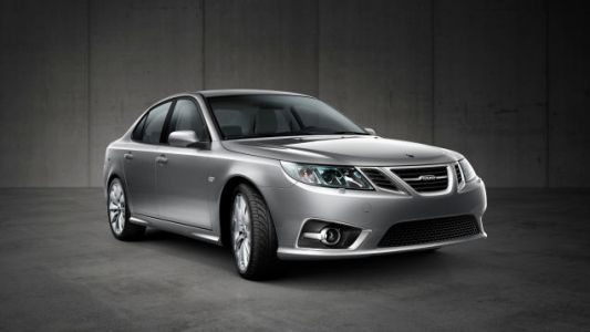 The Last New Saab With Just Three Miles on the Clock Is Going Up for Auction