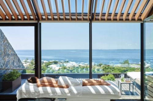 Spa of the Week: Portopiccolo Spa by Bakel