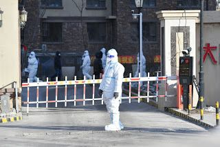 China Reimposes Covid-19 Lockdowns as It Battles the Worst Outbreak in Months