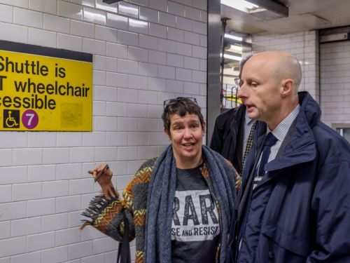 New York City's 'train daddy' tasked with fixing the crumbling subway has resigned after two years following struggles with the governor