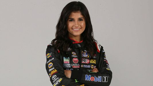 Hailie Deegan's championship fire earns her return spot in NASCAR Next class