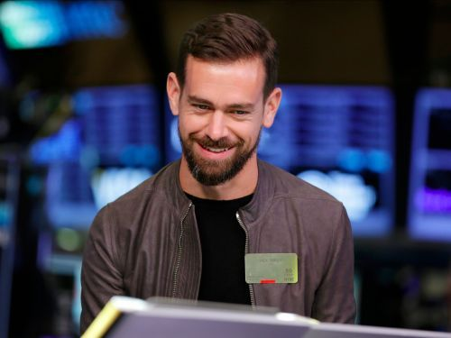 Twitter is soaring after reporting its first quarterly profit