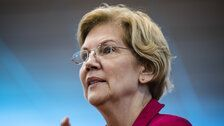 Elizabeth Warren Proposes Anti-Corruption Policy for Pentagon