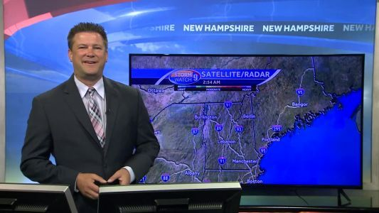 Watch: Partly sunny, warm before rain on Tuesday