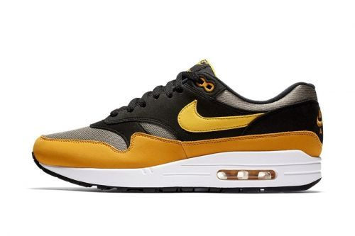 "Nike's Air Max 1 Goes Bright With a New ""Elemental Gold"" Colorway"