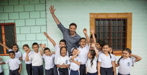 Thirst for Change: Hugh Jackman's Fair Trade Coffee Company