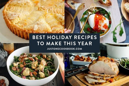 Our Best Holiday Recipes for The Unforgettable Feast