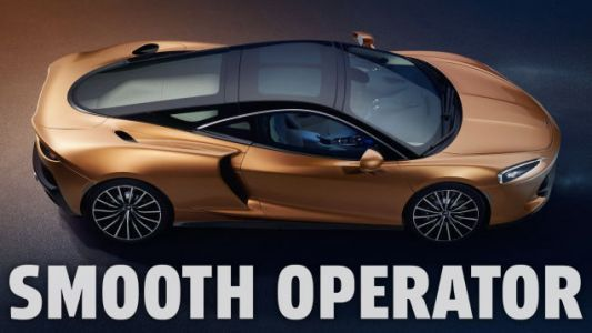 The McLaren GT's Suspension Predicts The Future To Give You A Glossy Smooth Ride