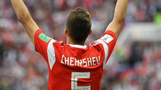 Fantasy Football: Russians dominate our first World Cup Team of the Week after big wins