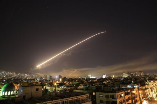 Russia now claims the US missile strike on Syria largely failed - and that they've captured US missile technology
