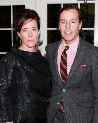 Kate Spade's husband Andy just released a statement on her passing