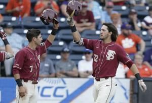 Florida State beats Clemson 5-4, advances to ACC title game