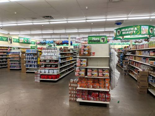 Dollar Stores May Do Low-Income Areas More Harm Than Good