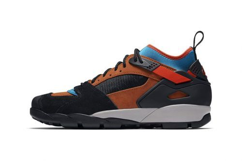 "Nike ACG Air Revaderchi Gets a ""Green Abyss/Dark Russet"" Colorway"
