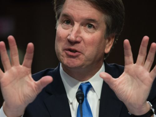 California professor who accused Trump Supreme Court nominee Brett Kavanaugh of sexual assault goes public