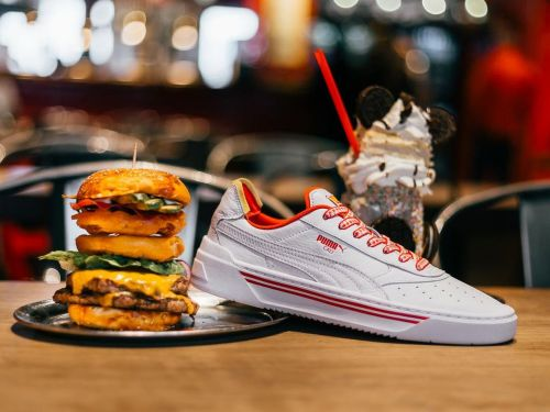 In-N-Out's Sneaker Collab Is Better Than Its Fries