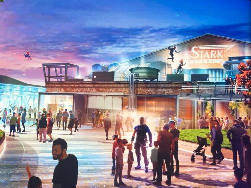 Disney is releasing an entire Marvel-themed 'Avengers Campus' park in 2020. Here's everything we know so far