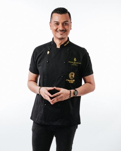 Celebrity Chef Dato' Fazley Elevates Celebrations at Four Seasons Hotel Kuala Lumpur