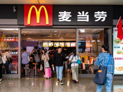 McDonald's and Starbucks Are Closing Locations in Parts of China Because of Coronavirus Concerns
