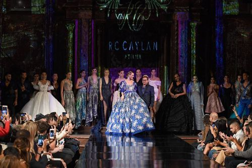Exclusive Interview with RC Caylan: New York Fashion Week SS19