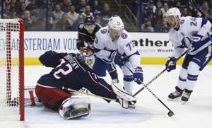 Blue Jackets beat Lightning 3-1, lead playoff series 3-0