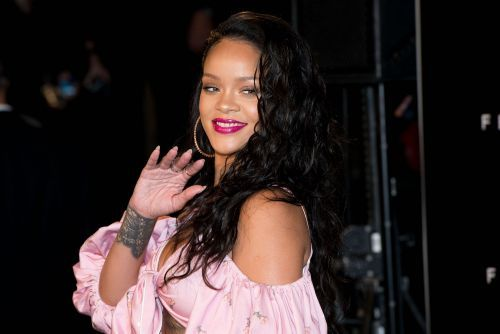 Only Rihanna could pull off something called 'yeti boots'