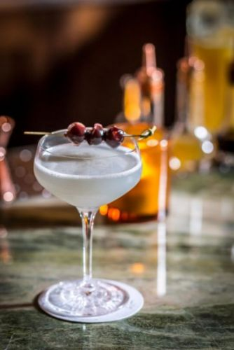 Cocktail of the Week: The Campbell The Aviation