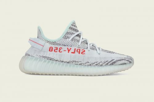 """YEEZY BOOST 350 V2 """"Blue Tint"""" Gets a Release Date"""