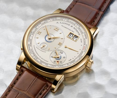The New Lange 1 Time Zone displays the Saxony manufacture's nigh magical prowess in itsPrestige
