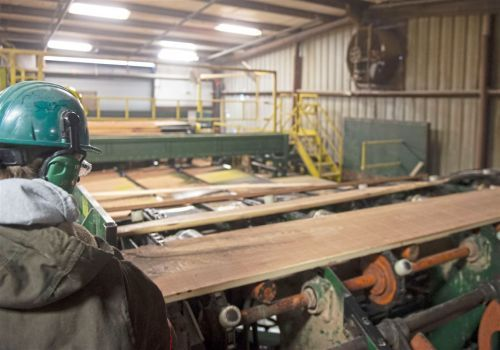 Fallout from tariffs: A Fayette County lumber mill feels impact of U.S.-China trade war