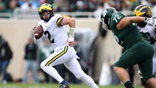 Three takeaways from No. 6 Michigan's big rivalry win over No. 24 Michigan State