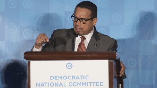 DNC Reviewing Domestic Abuse Allegations Against Deputy Chair Keith Ellison