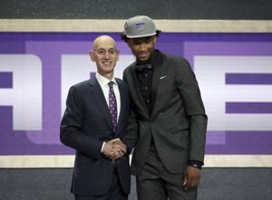 Kings select Duke's Marvin Bagley III with 2nd overall pick