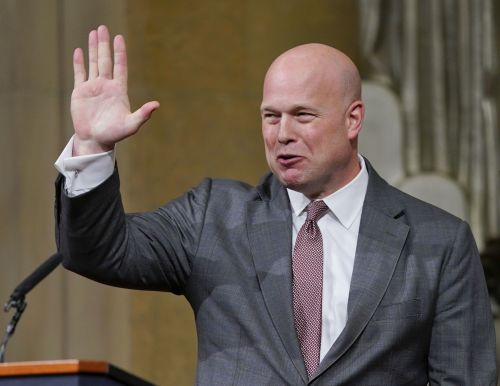 Democratic senators sue over Whitaker's appointment as AG