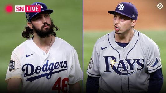 Dodgers vs. Rays live score, updates, highlights from Game 6 of the 2020 World Series