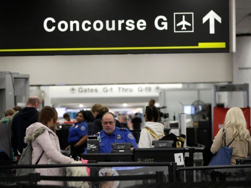 Miami's airport is shutting down one of its terminals this weekend due to a shortage of TSA screeners because of the government shutdown