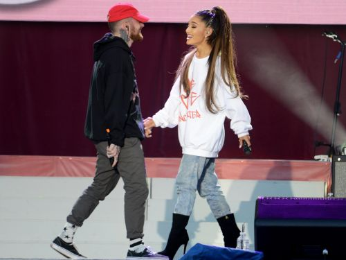 Ariana Grande just shared a sweet video of Mac Miller, and people are heartbroken