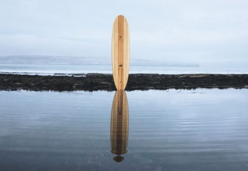 Glenmorangie turns Whisky Casks into Limited Edition Surfboards
