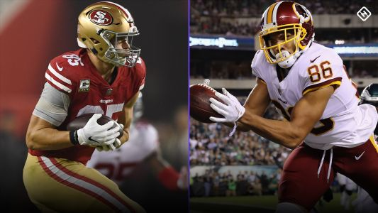 Week 12 Fantasy PPR Rankings: TE