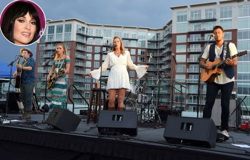 Colbie Caillat and Gone West Gush Over How 'Inspiring' Kacey Musgraves' 'Effortless' Music Is