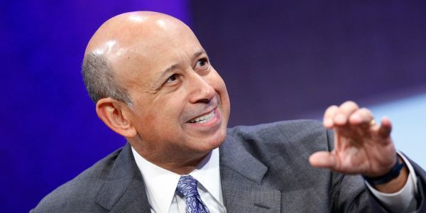 Goldman Sachs ex-CEO Lloyd Blankfein said he might struggle to vote for Sanders over Trump, suggested he doesn't see himself as rich, and compared Wall Street bankers to antelope and samurai