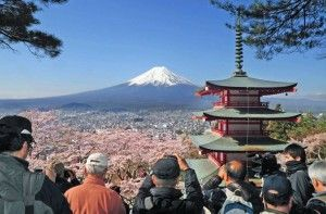 Japan has increase of 28.7 million foreign tourists