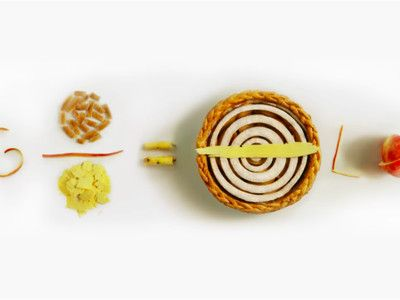Today's Google Doodle Celebrates Pi Day With a Dominique Ansel Pie