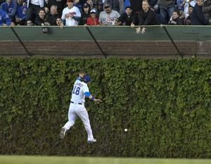 Ramirez hits 14th homer, Indians rout Cubs 10-1 in rematch