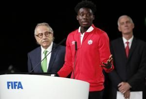 Canadian teenager Davies joins Bayern for MLS record fee
