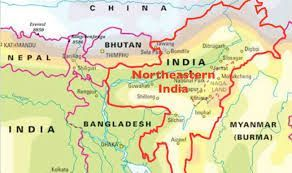 Indian considers focusing on North-east and border states for promoting tourism to foreign visitors
