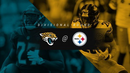 Steelers vs. Jaguars: Score, live updates from divisional playoff game in Pittsburgh