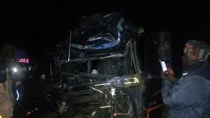 Bus accident in Nairobi claim 9 lives